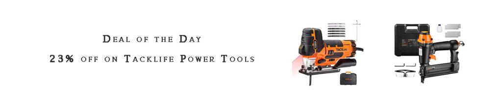 Power Tools promos