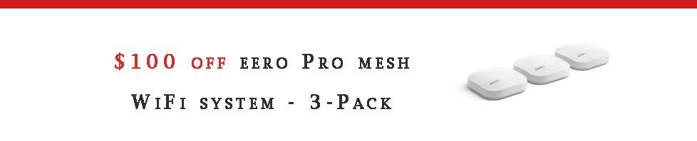 Amazon eero Pro mesh