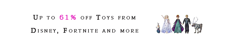 promos for toys