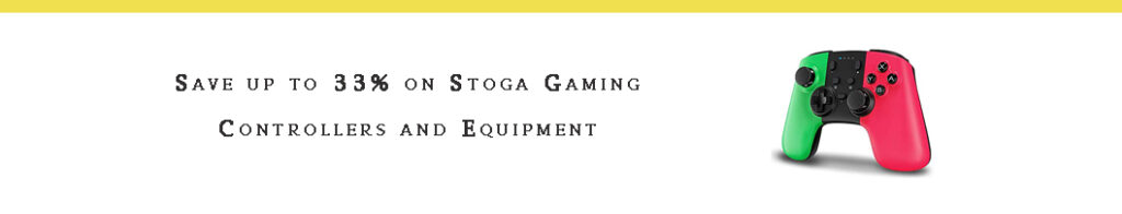 Gaming Controllers and Equipment