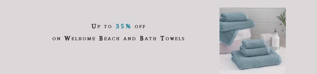 Beach and Bath Towels