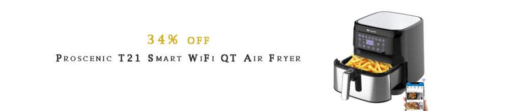 Smart WiFi Air Fryer