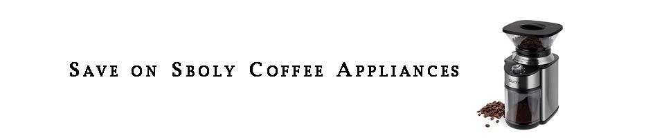 Sboly Coffee Appliances