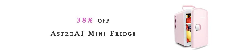 AstroAI Mini Fridge
