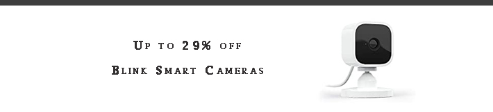 Blink Smart Cameras