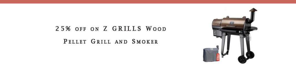 Z GRILLS Wood Pellet Grill and Smoker