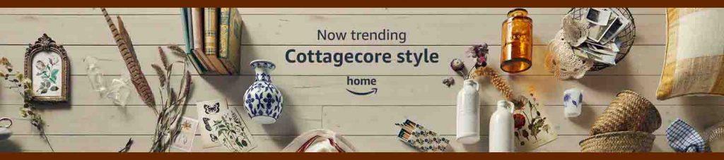 home cottagecore style