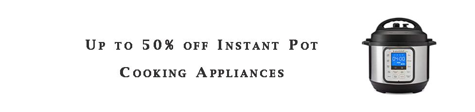 Instant Pot Cooking Appliances