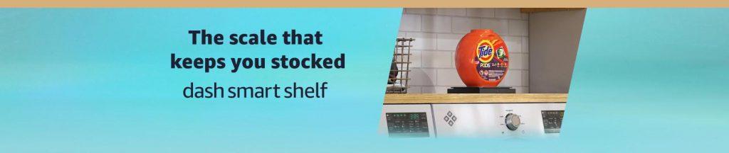 Dash Smart Shelf