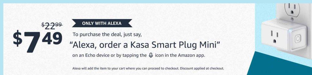 smart plug promo
