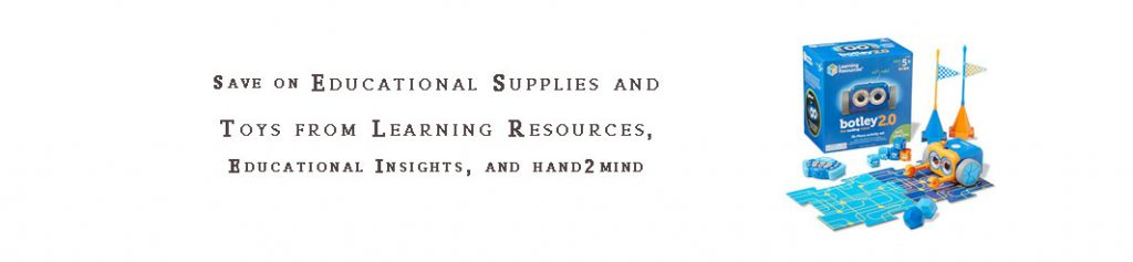 Educational Supplies and Toys