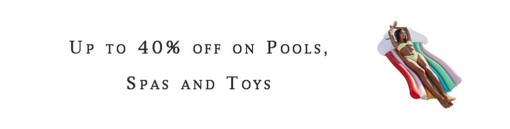 Pools, Spas and Toys