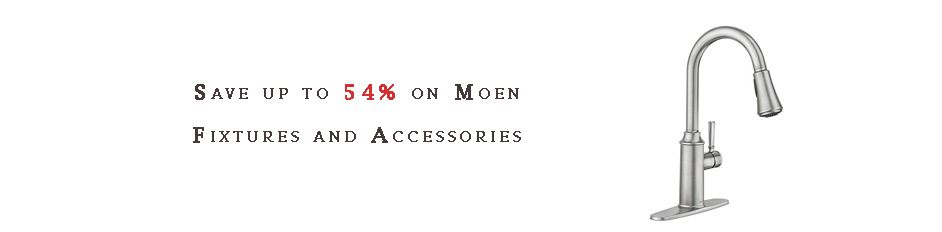 Moen Fixtures and Accessories