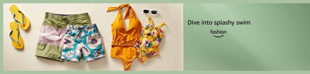 Amazon Fashion promo