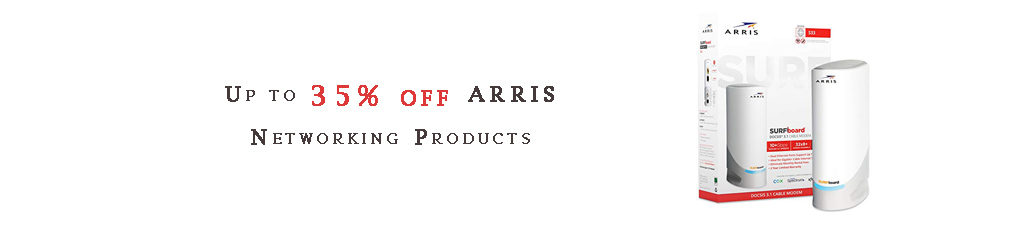 ARRIS Networking Products