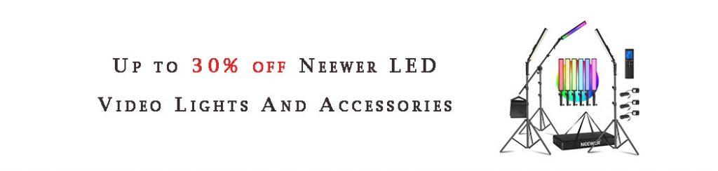 Neewer LED Video Lights