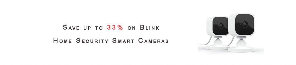Blink Home Security Smart Cameras