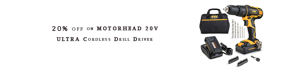 Cordless Drill Driver