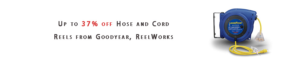 Hose and Cord Reels