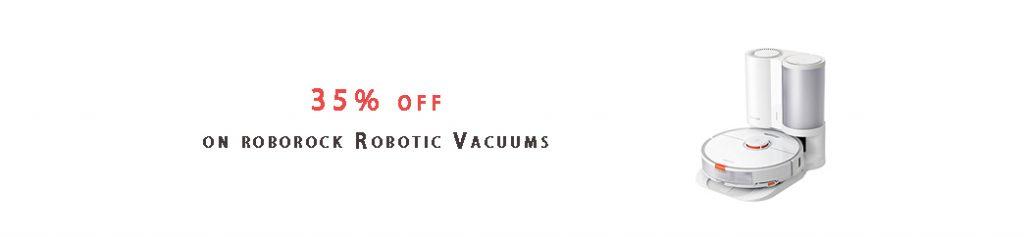 roborock Robotic Vacuums