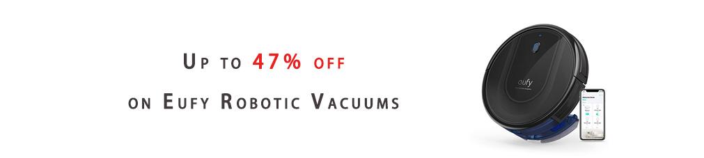 Eufy Robotic Vacuums