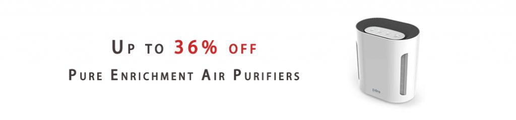 Pure Enrichment Air Purifiers