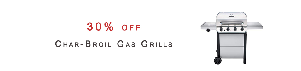 Char-Broil Gas Grills