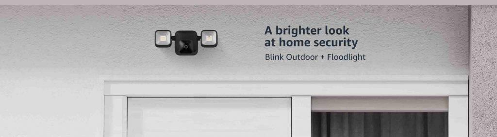 Blink Outdoor + Floodlight