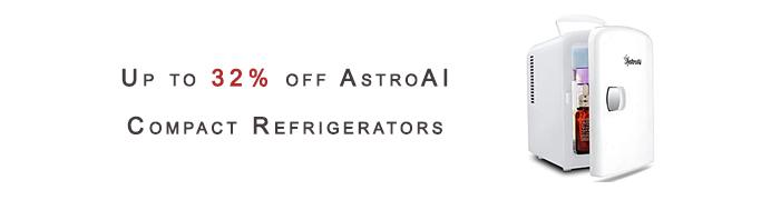 AstroAI Compact Refrigerators