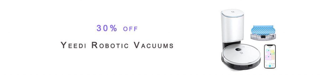 Yeedi Robotic Vacuums