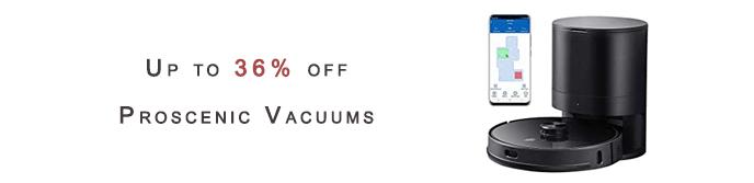 Proscenic Vacuums